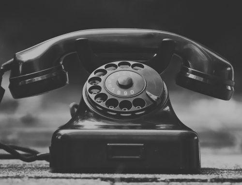 Professionelle Telefonansagen – Angebot des Monats Mai
